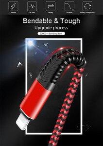 "Image 5 - 2pcs חבילת טלפון מטען האיחוד האירופי ארה""ב תקע 2 usb יציאות 5V 2A קיר מתאם USB מטען עם משלוח טעינת כבל אוניברסלי עבור andriod ios"