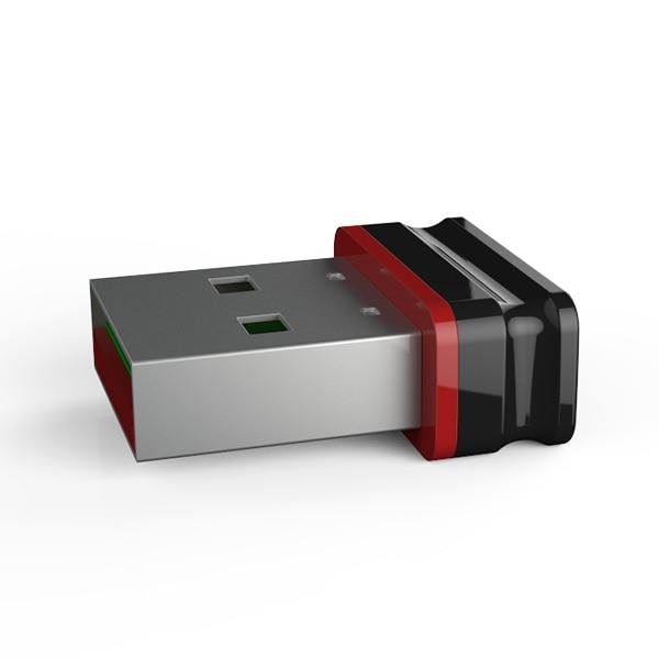 Mini adaptador WiFi inalámbrico 150 Mbps Receptor WiFi USB antena - Equipo de red - foto 4
