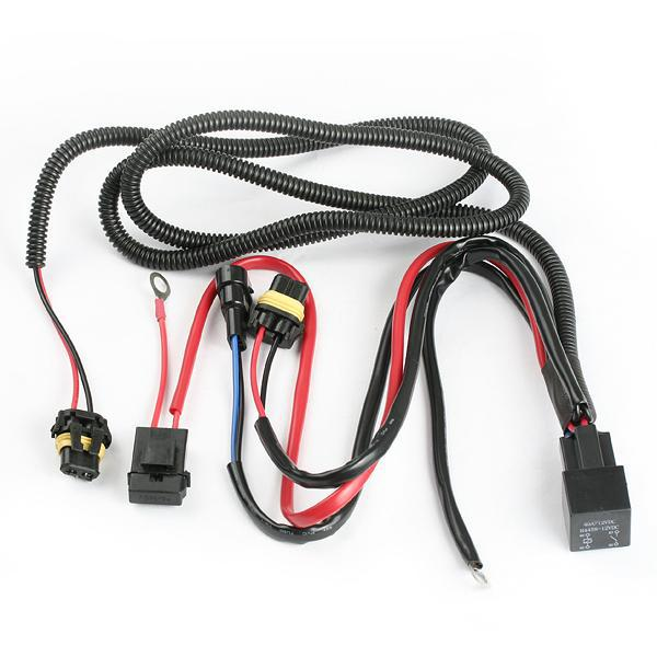 online buy whole relay wiring harness from relay wiring longyue 50pcs xenon hid conversion kit relay wiring harness h1 h3 h8 h11 9005 9006 9004