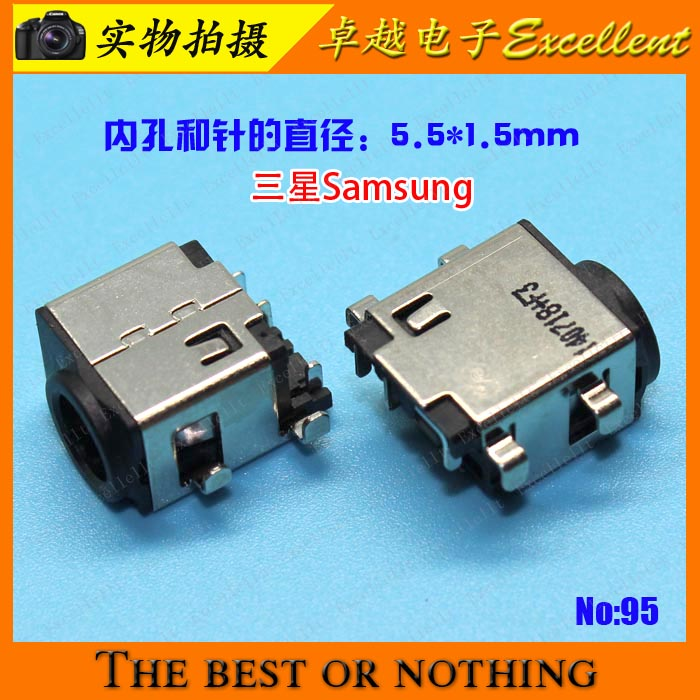 YuXi DC Power Jack Connector Power Harness Port Plug Socket for Samsung NP300 NP300E4C 300E4C NP300E5A NP300V5A NP305E5A 20pcs 5 5mm x 2 1mm round dc socket panel mounting power adapter dc power jack socket connector plug receptacle plastic