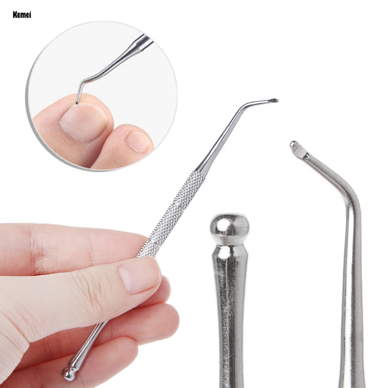 Kemei Nail Toe Clipper Trimmer Cutters Art Chiropody Podiatry Foot Nail Care Pedicure Manicure Tools HOT
