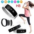 Smart Bracelet H8 Smart Wristband Pedometer Fitness Tracker Sedentary Sleep Monitor H8 Inteligente for iphone/Android