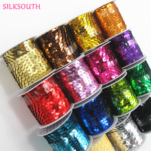 5Meters 17Colors Connecting Strip with DIY Sequins Handicraft Pearl Sequins Garment Connecting Strip with DIY Sequins 5meters 17colors connecting strip with diy sequins handicraft pearl sequins garment connecting strip with diy sequins