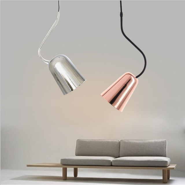 Pendant lighting plug in Switch Nordic Pendant Light Plug In Hanging Pendant Lamp Rose Goldsilver Mini Kitchen Everythingkidsco Nordic Pendant Light Plug In Hanging Pendant Lamp Rose Goldsilver