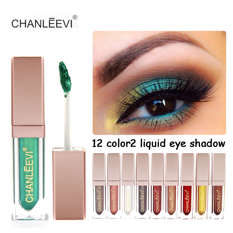 New Brand Makeup Waterproof Liquid Eyeshadow