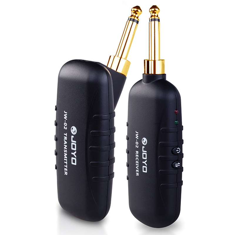 SunRhyme JOYO JW 02 5.8GHz Rechargeable Guitar,instruments&Amplifier digital audio wireless transmitter&receiver device system