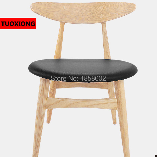 Modern Artistic Home Furniture Nordic Contracted Style Chair Vintage Chair  Solid Wood Creative Chair, Classic Designer Chair In Living Room Chairs  From ...