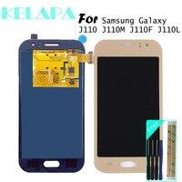 J1 Ace Super Amoled Glass Screen For Samsung Galaxy J110 J110M J110F J110L LCD Display Screen Digitizer Assembly