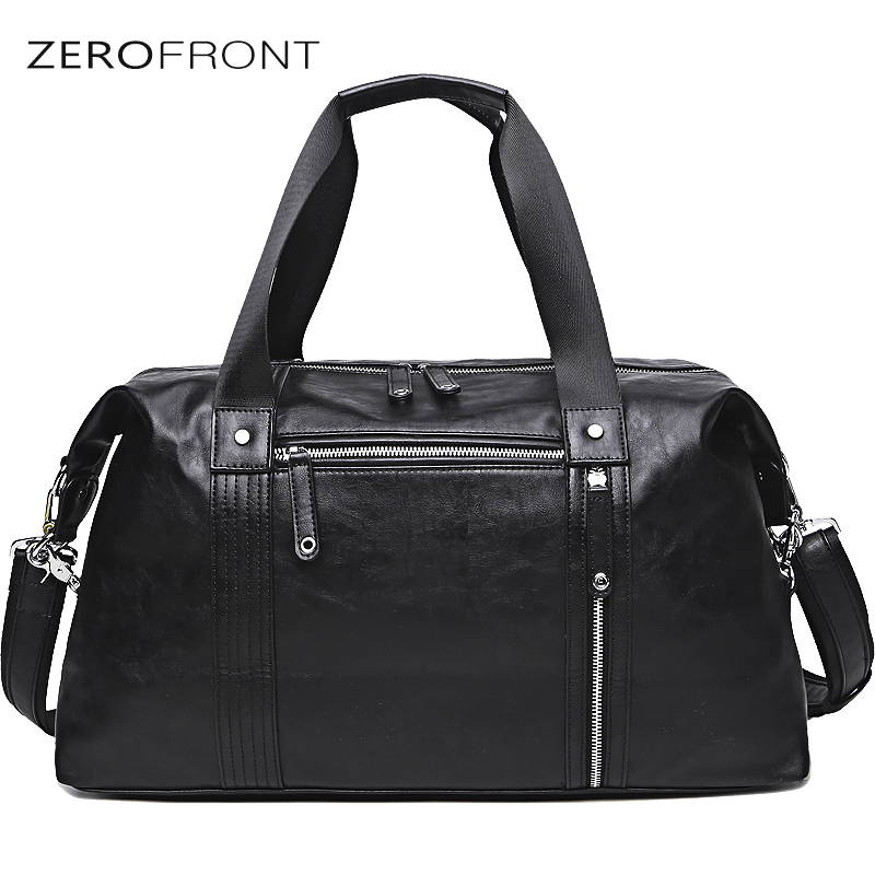 ZEROFRONT Fashion Men's Travel Bags Waterproof duffel bag Large Capacity Bags casual Multifunction Large Capacity m large duffel bag travel bags