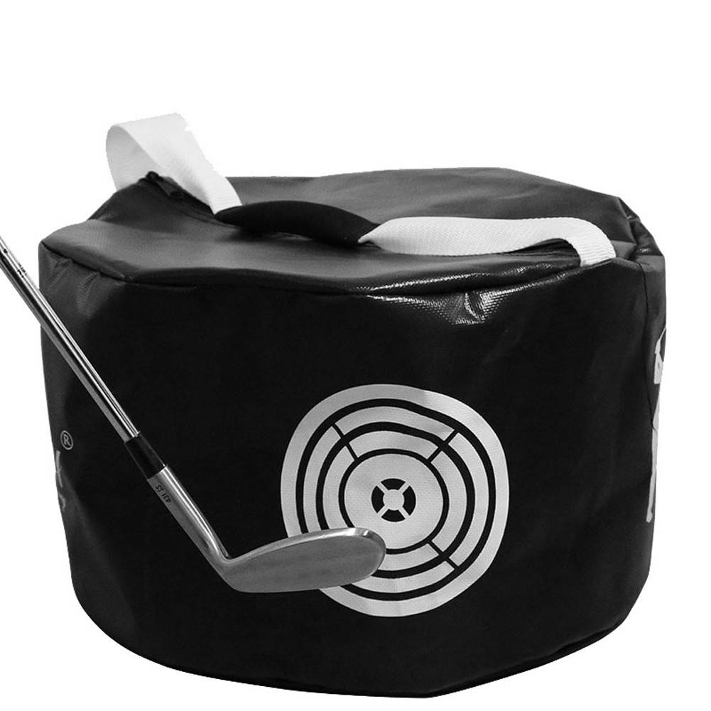 New Golf Power Impact Swing Aid Practice Smash Hit Strike Bag Beginner Trainer Exercise Package Multifunction Golf Training Aids