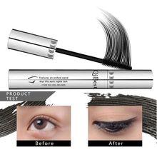 1Pcs Waterproof Eye Mascara Makeup Eyelash Silicone Brush curving lengthening colossal mascara ST4 xgrj