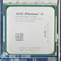 AMD Phenom II X4 B95 Triple Core CPU Processor 3 0Ghz 6M 95W 2000GHz Socket Am3