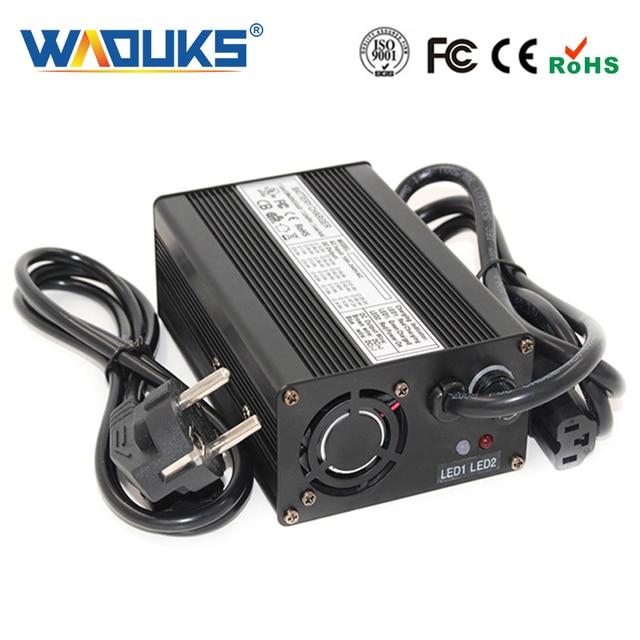 29.4 V 5A Lader AC 100 V-240 V DC 29.4 V Smart Lithium batterij Voor 7 S 24 V 25.9 V Li-Ion Lipo accu Met koelventilator