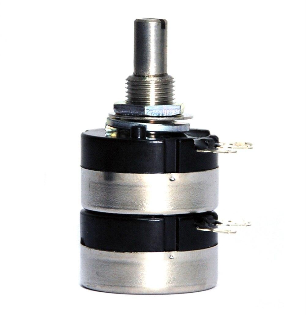 RV24YG 20S B502 Cosmos Tocos Dual Potentiometer 5K Ohm  24mmRV24YG 20S B502 Cosmos Tocos Dual Potentiometer 5K Ohm  24mm