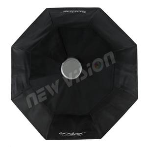 Image 5 - Godox 95cm 120cm 140cm סטודיו אוקטגון כוורת רשת Softbox רפלקטור softbox עם Bowens הר לסטודיו Strobe פלאש אור