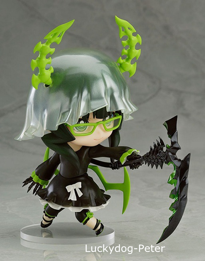 Black Rock Shooter Action Figure 292# Cute Dead Master DM Doll PVC ACGN figure Toy Brinquedos Anime 10CM 1