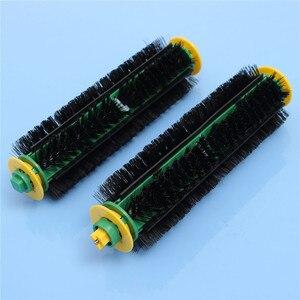 Image 3 - Сменная щетка для щетины с фильтром, гибкая щетина для iRobot Roomba 500 Series 520 530 540 550 560 570 580, детали для пылесоса