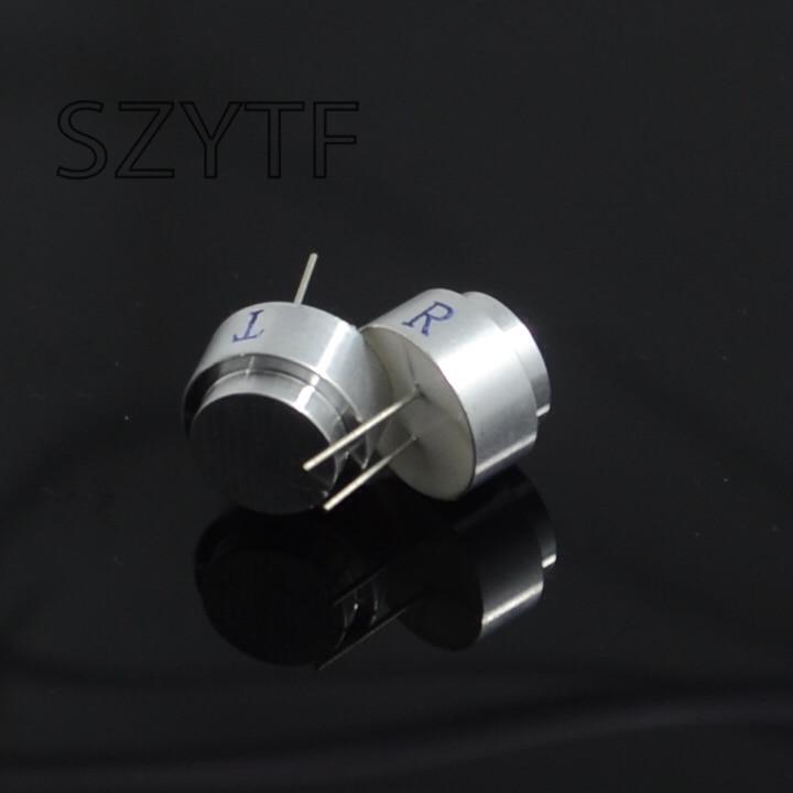 16mm waterproof ultrasonic type distance measuring probe sensor transceiver 40KHz (1pair/lot)