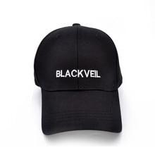 blackveil Baseball Cap women Black Veil Bride Adjustable Cap Casual leisure  hats Fashion Snapback Summer Fall hat 0338187e0bad