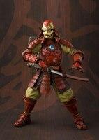 Star Wars Figure Manga Realization Kou Tetsu Samurai Iron Man Mark 3 MK3 PVC Action Figure Collectible Model Toy