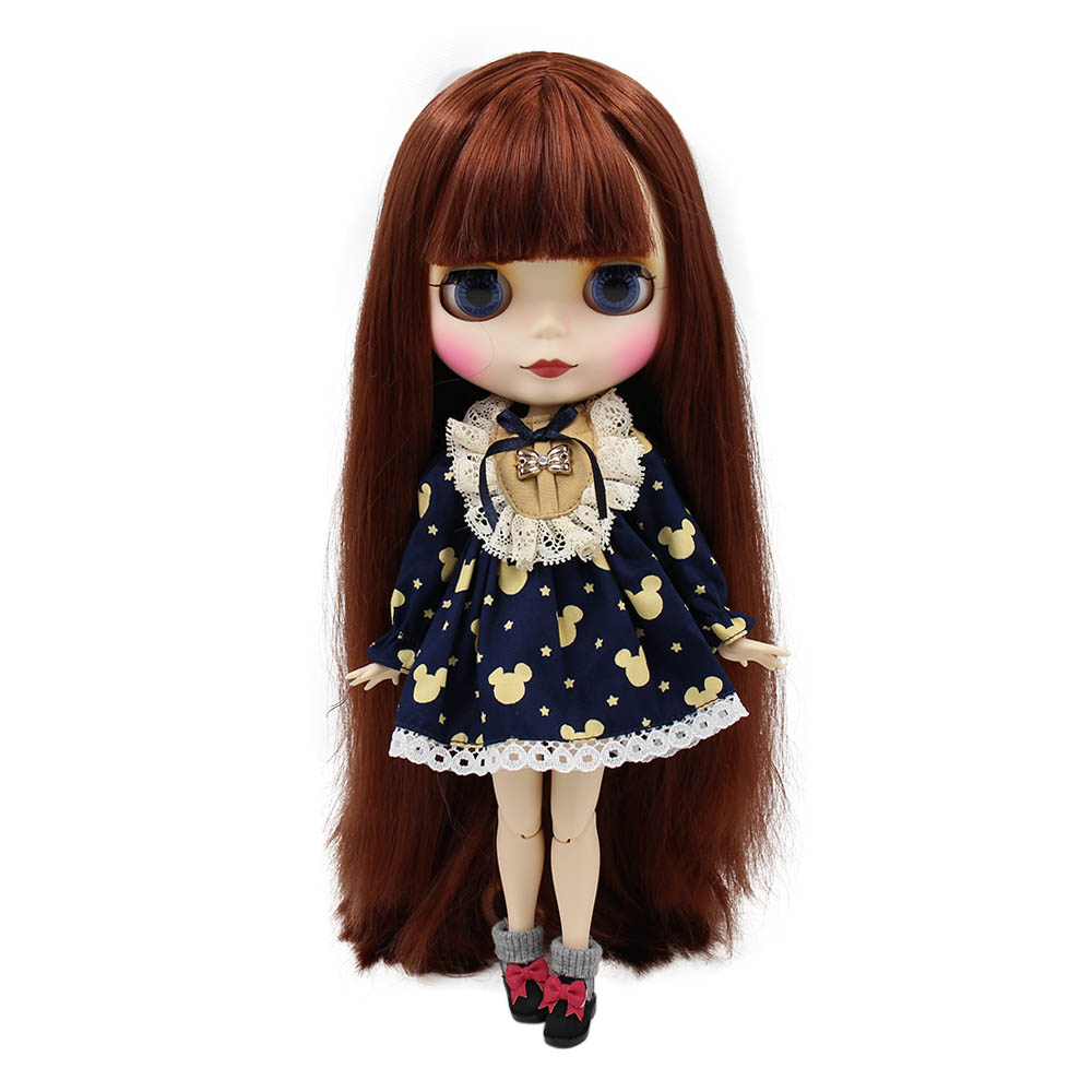 Icy Factory Blyth Doll Joint Body Diy Nude Bjd Toys Fashion Dolls Girl Gift Special Offer On Sale With Hand Set A&b #3