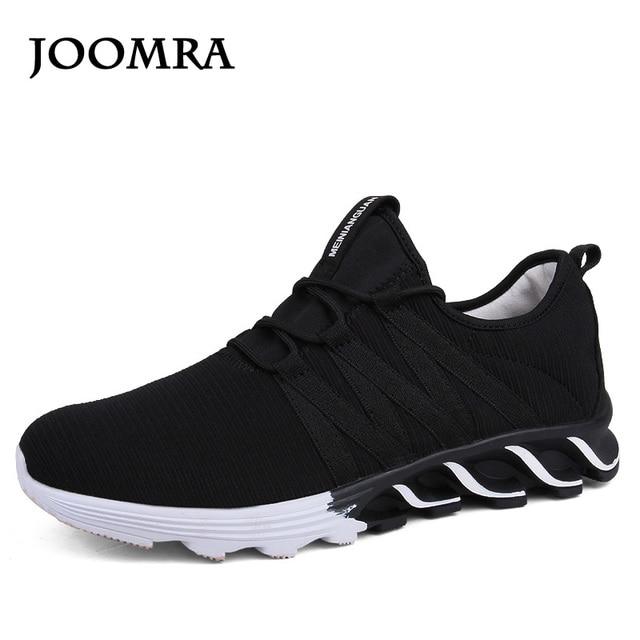 5372f81437a1 Joomra Chaussures de Course Hommes Sneakers Couples Sport Chaussures de  Sport Zapatillas Extérieure Respirant Trainnig Chaussures