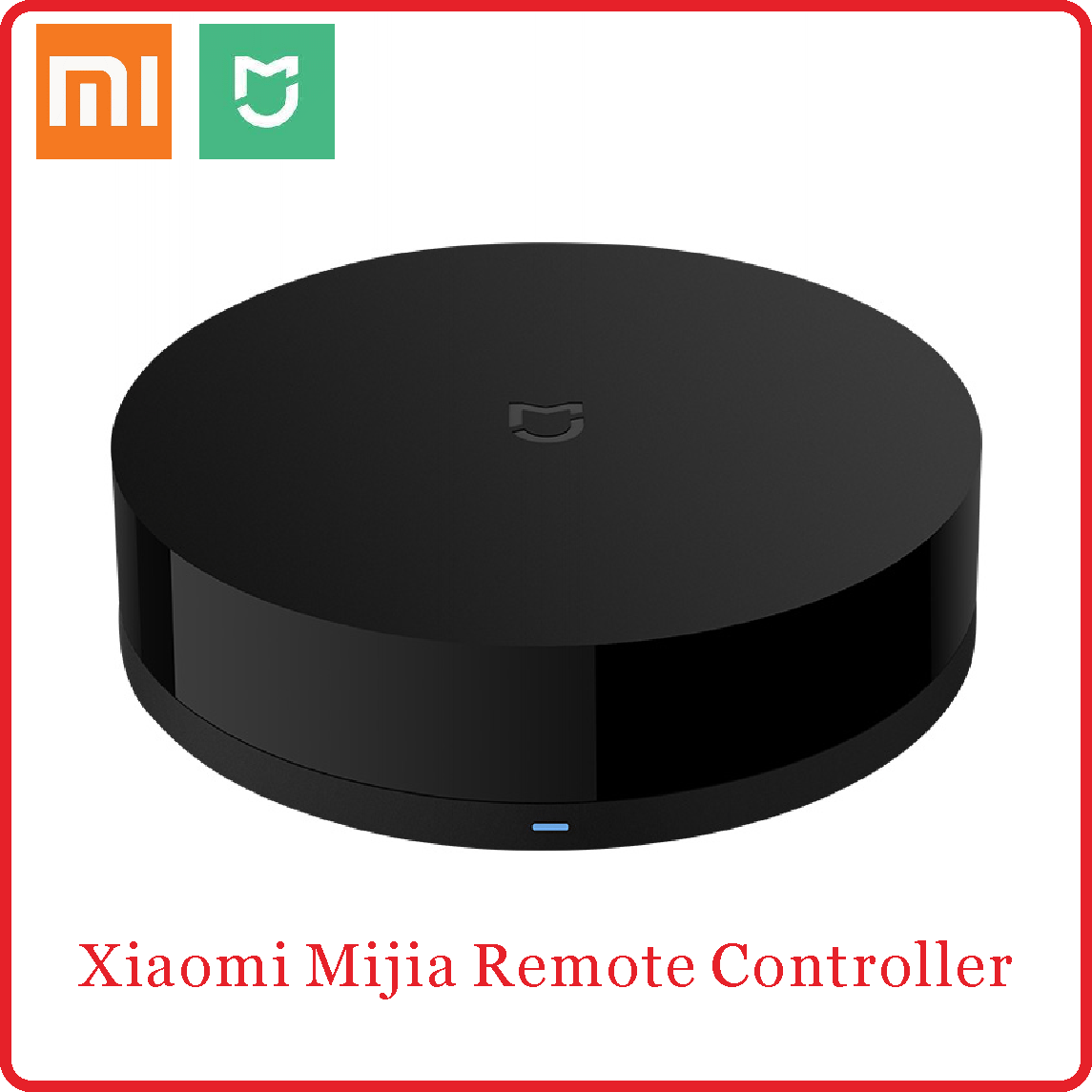 Original Xiaomi Mijia Universal Intelligent Smart Remote Controller WIFI+IR Switch 360 Degrees Automation Home Mi Smart Sensor