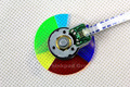Brand New Color Wheel Module Fit For Benq  X1130P Projector