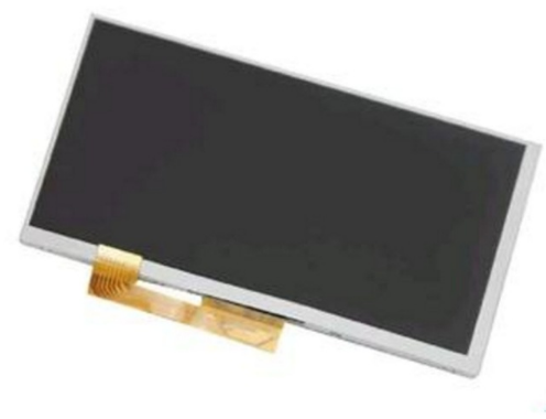 ^ A+ Second hand LCD Screen Panel K070-C1M30D-FPC-A  LCD internal display screen 163x97mm interior lcd display glass panel screen fpc lx57hx010n a for china clone mtk android phone n9000 n9002 n9006