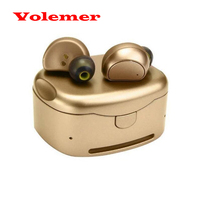 Volemer TWS HV316T Wireless Bluetooth Headphones Binaural Sport Bluetooth Mini Headset Portable Charging Box Stereo HQ
