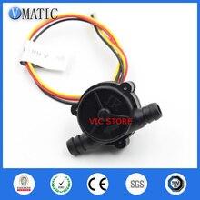 Датчик расхода воды Счетчик-переключатель расходомер зал датчик счетчика потока воды контроль потока воды сенсор s VCA68-1