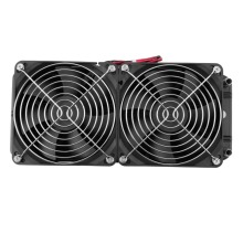 Hot Aluminum 240mm Water Cooling cooled Row Heat Exchanger Radiator Fan for CPU PC Wholesale