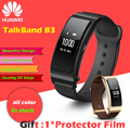 Huawei TalkBand B3 Talk Band B3 Bluetooth Smart Bracelet Fitness Wearable Sports Compatible smart Mobile Phone Device Wristbands