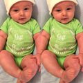 Cute Newborn Infant Baby Boys Romper Jumpsuit Clothes Outfits One Piece