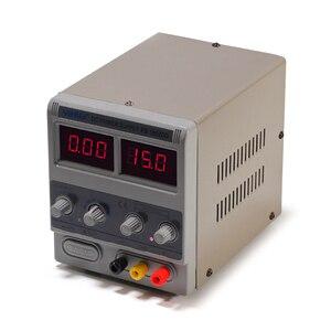 Image 4 - YIHUA 1502DD Mini Phòng Thí Nghiệm Nguồn Điện Có Thể Điều Chỉnh Kỹ Thuật Số 15V 2A 0.1V 0.01A Điều Chỉnh Điện Áp Sửa Chữa Điện Thoại DC nguồn Cung Cấp
