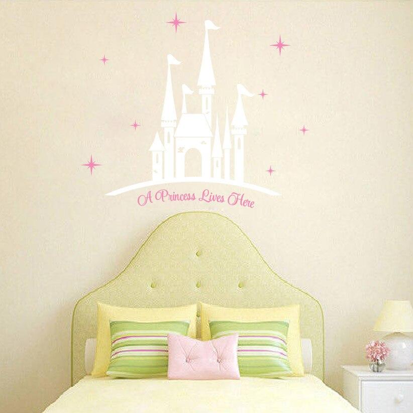 Modern Princess Castle Wall Art Pictures - Art & Wall Decor ...
