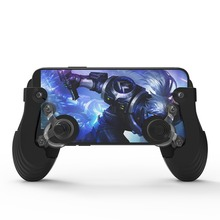 XBERSTAR Mini Joystick Mobile Controller Gamepad For iPhone 7 8/ IOS Android Touch Screen+handle Gamepad Joysticks+Suction Cup