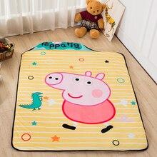 Eva детский игровой коврик-пазл, сумка для хранения, коврики, пена для детей, игровой коврик для младенцев, детский игровой коврик, ковер, плюшевая утка, игрушки для детского одеяла