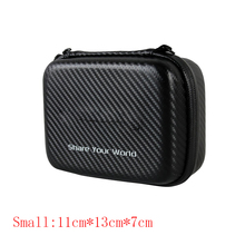 Just Now Small New Travel Storage Collection Waterproof Bag Case for GoPro Hero 5/4/3+/3 SJ4000/SJ5000 Action Camera Accessories