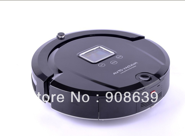 Smart Vacuum Cleaner Robot With 120 Minutes Working Time/Moping/Auto Recharged /UV/Lowest Noise/Remote Controller