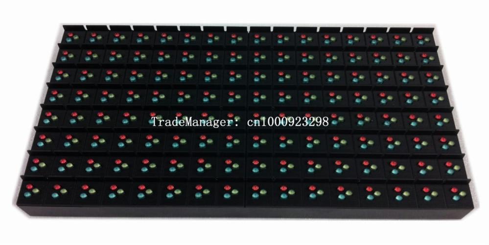 P16 Външен DIP Модул за дисплей с пълен - LED осветление - Снимка 3