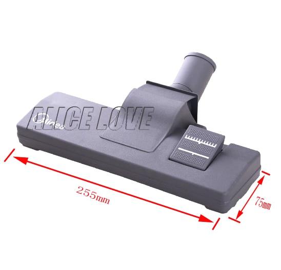 32mm brush head Vacuum cleaner accessories protective floor brush general version replacement fit for Philips LG Haier vacuum cleaner accessories high efficiency d 937 floor brush general 32mm general inradius