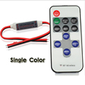 dimmer for led dimmable RF Controller Lighting Dimmer Switch Wireless Remote Control DC12-24V 11Keys for 5050 3528 Led Strip