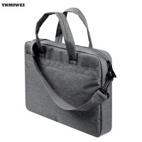 YNMIWEI Shooulder Notebook Bag Universal 13 14 15 6 Business Protable KUMON Handbag For Men Women
