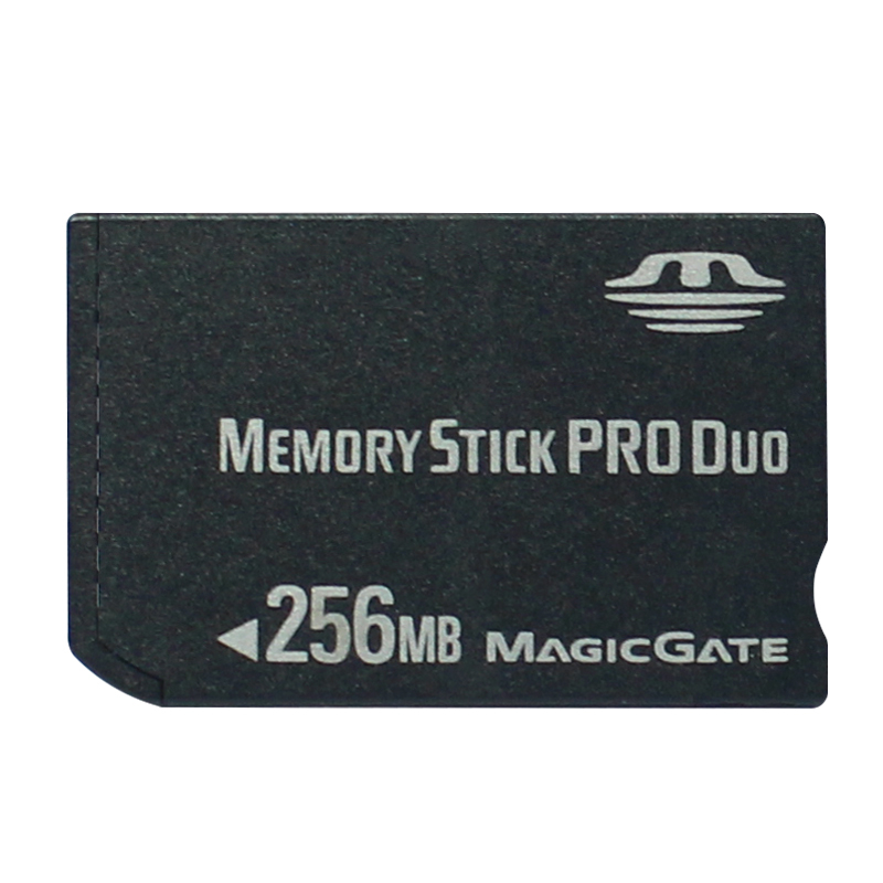 Hot Selling Promotion!!! 256MB Memory Stick Pro Duo Memory Cards With Memory Stick Pro Duo Adapter