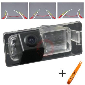 CCD track Camera Back Rear View Camera Integrative Dynamic Path For Fiat Viaggio Freemont Bravo Ottimo waterproof night vision