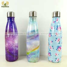 500ml Sports Water Bottle Cycling Camping Bicycle Stainless Steel Vacuum Insulation Great for Cold Drinks Bottle 500ml outdoor camping bicycle stainless steel vacuum preservation water bottle