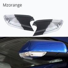Ha condotto La luce Per Skoda Octavia MK2 A5 2004 2005 2006 2007 2008 Auto-Styling LED Specchietto laterale Indicatore di Direzione segnale Indicatore Della Lampada
