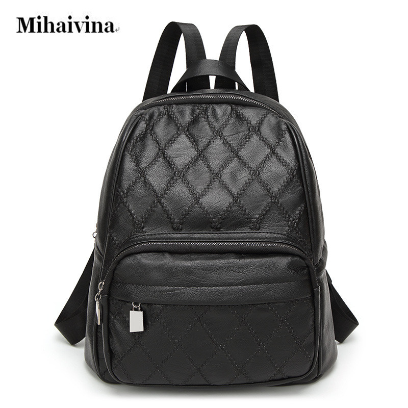 Most Cost effective Backpack Girls Fashion Teenagers Schoolbag New Arrival Casual Women Shoulder Bag High Quality