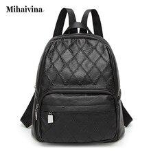 Наиболее экономически эффективным рюкзак модная одежда для девочек подростков школьный Новинка Повседневная женская сумка Высокое качество женщины сумку.